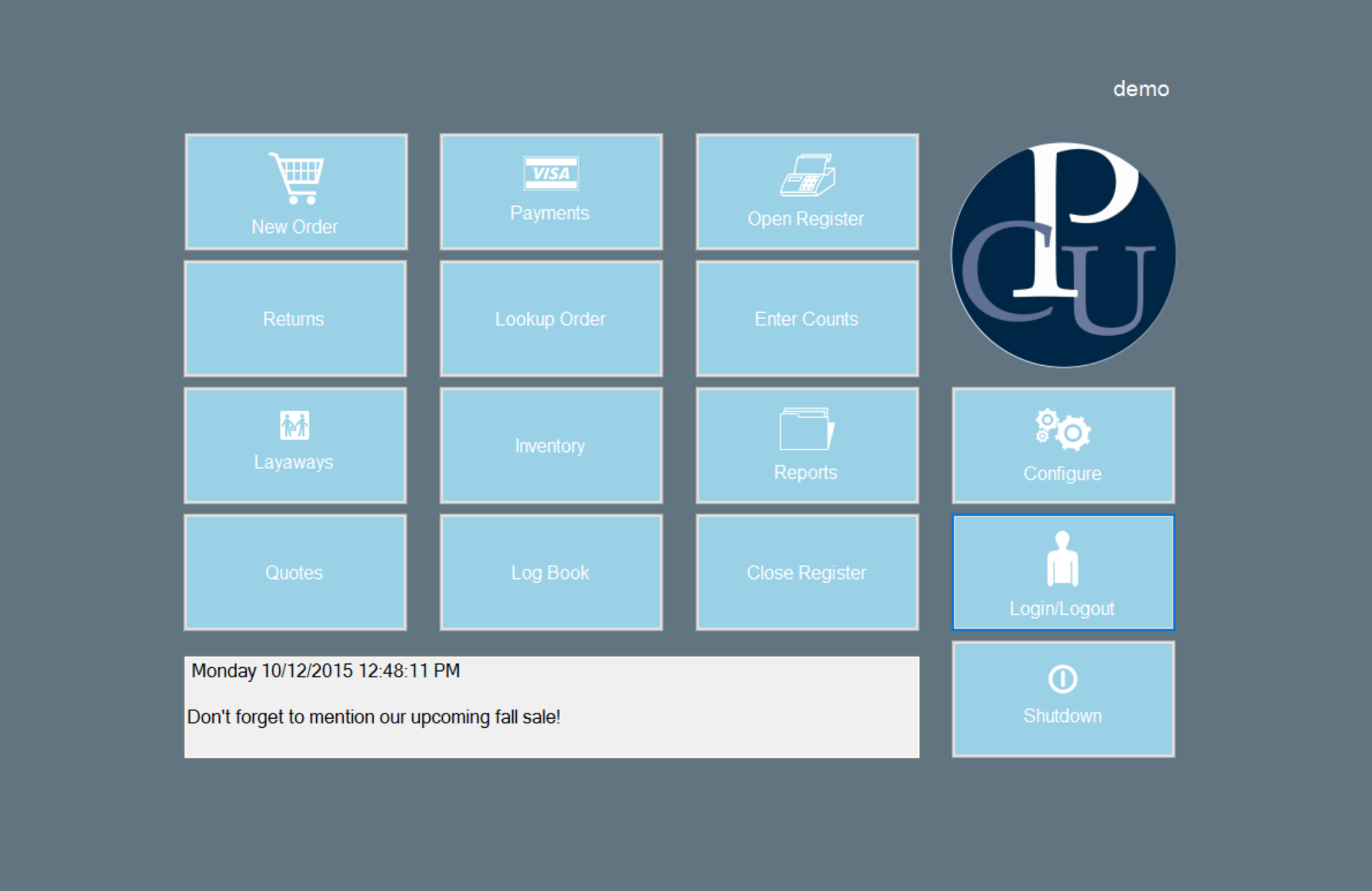 Pos Software Pos System Point Of Sale Software Open
