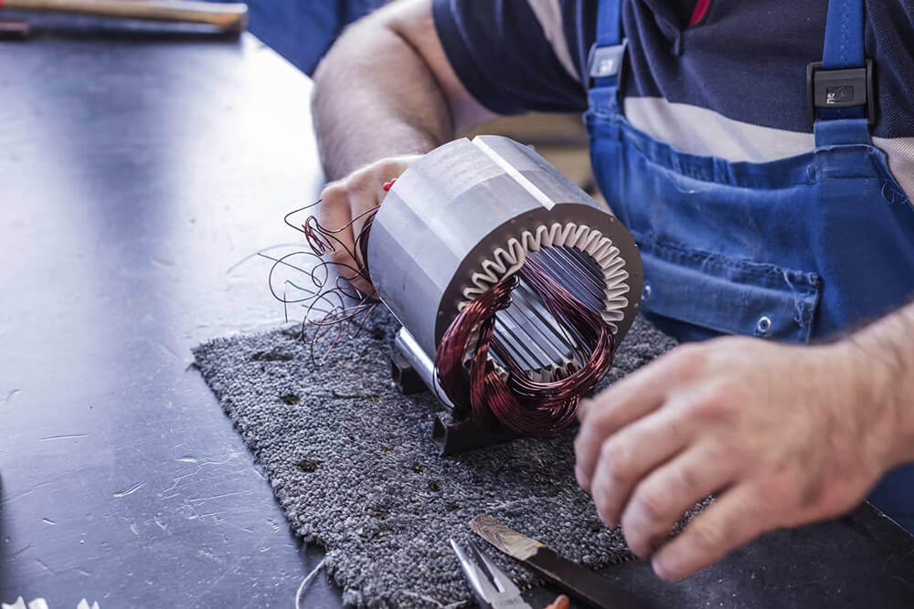 Electric Motor Repair Software Acs Open Systems At Electronics Center Inc We Specialize In Industrial Designed With Your Industry Needs Mind Understand That