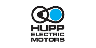 Hupp Electric Logo